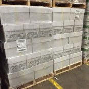 2 Truckloads of Carton Damaged White Cut Size Copy Paper, Mixed SKUs, 49 Tons Total, Allentown, PA